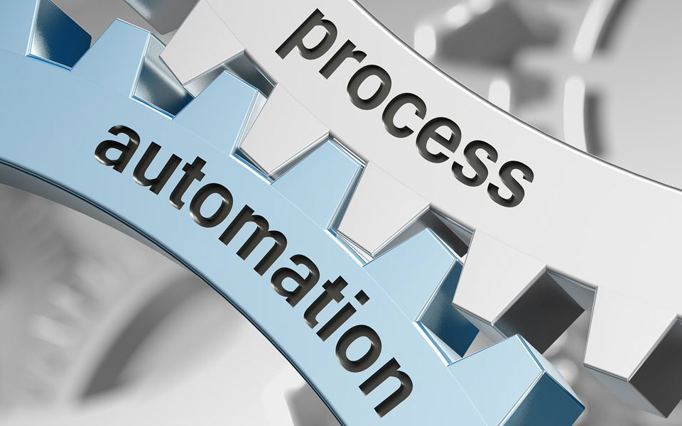 process and automation gears