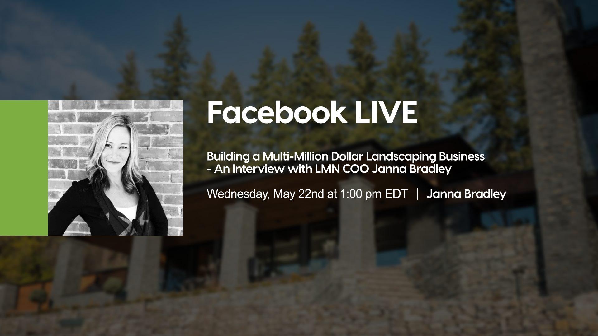 Janna FB Live
