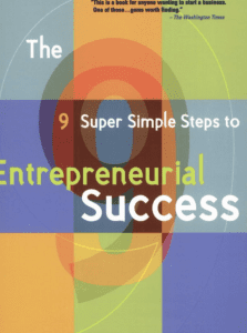 9 super simple steps to entrepreneurial success book cover