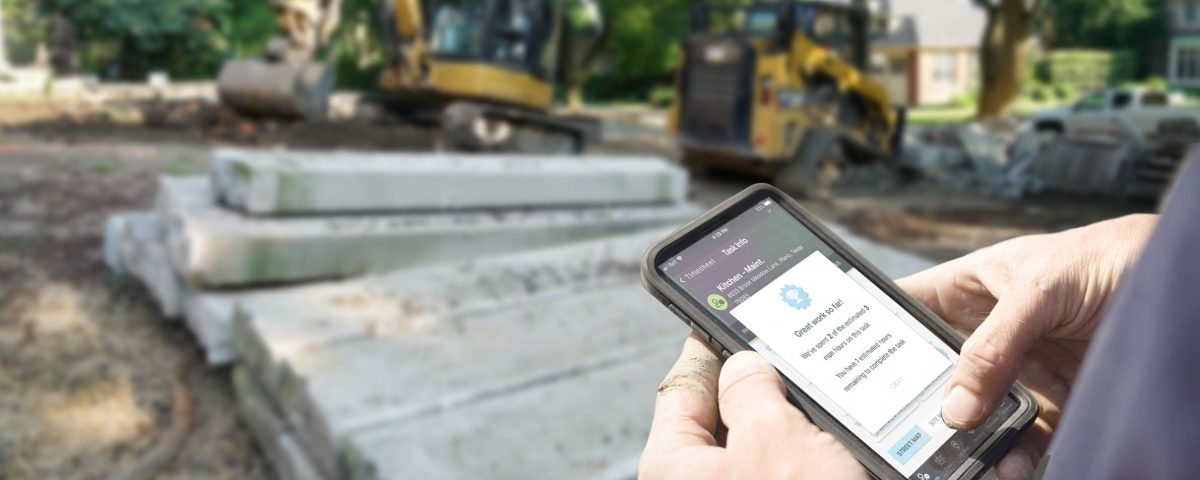 Contractor Tracking Tasks Using LMN Time