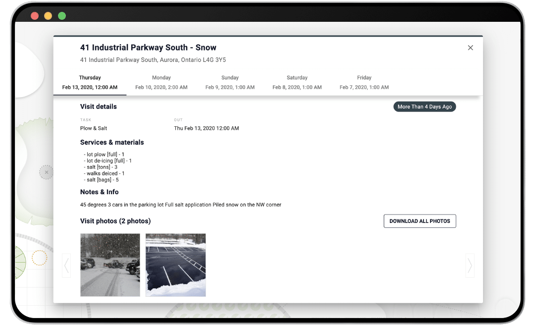 tablet-snow-info