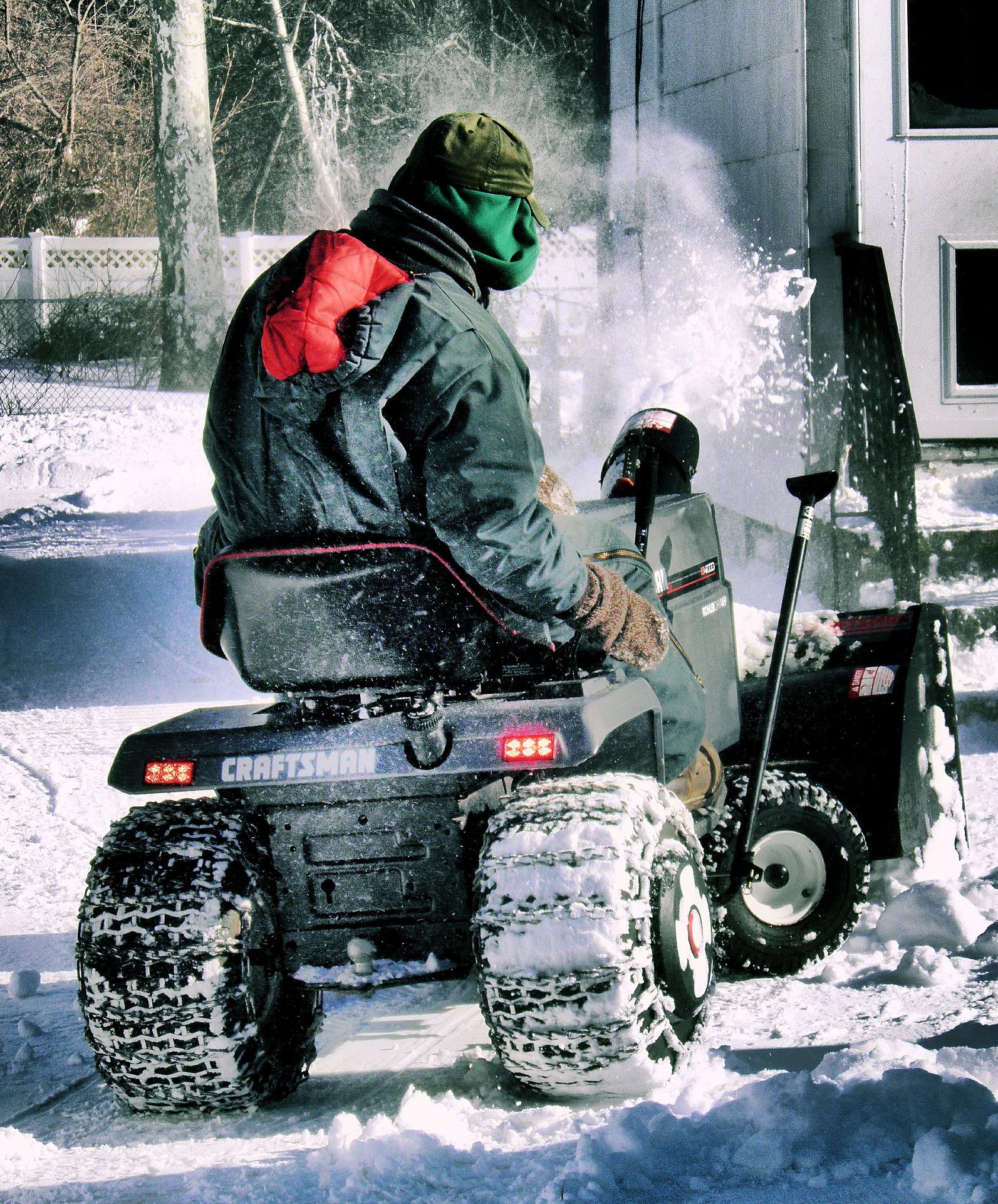 Snow Contractor Software