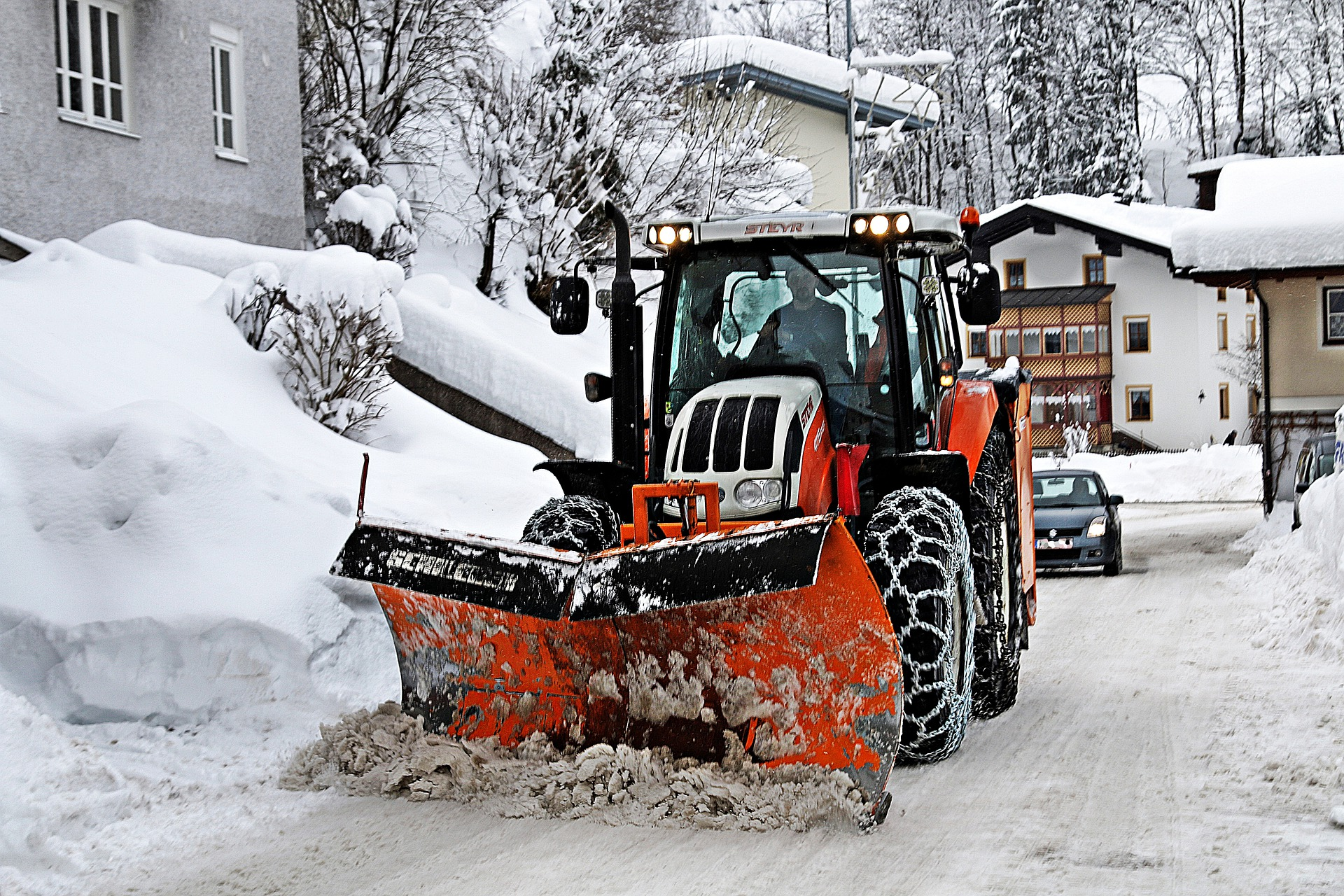 Tech For Snow Equipment