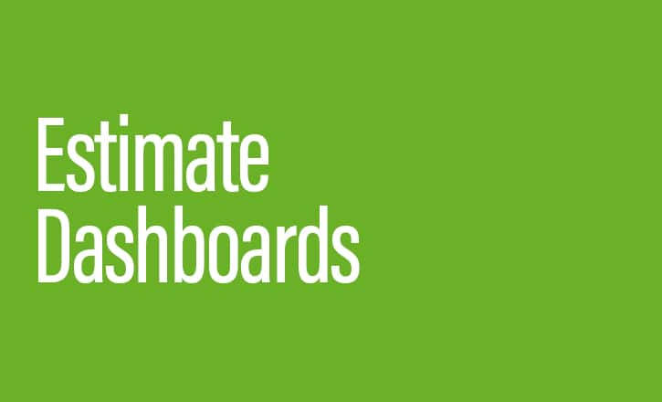 Estimate Dashboards_