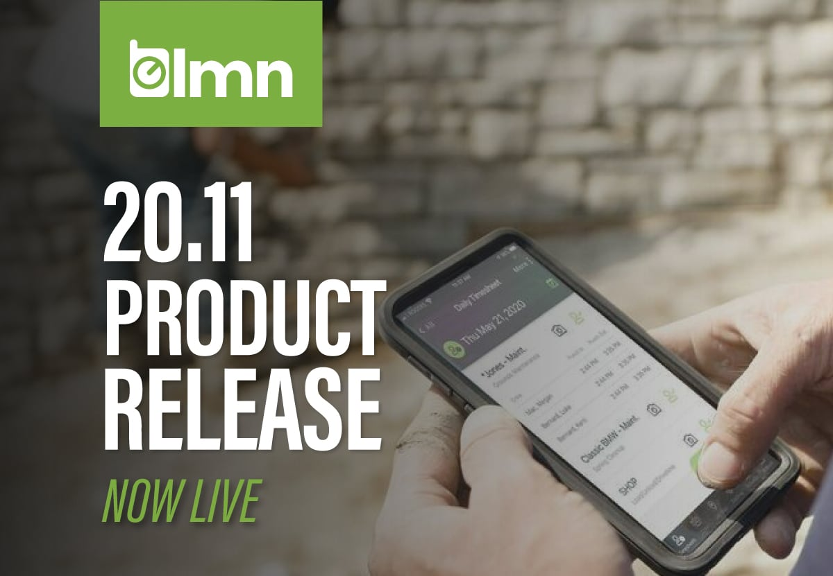20.11 Product Release