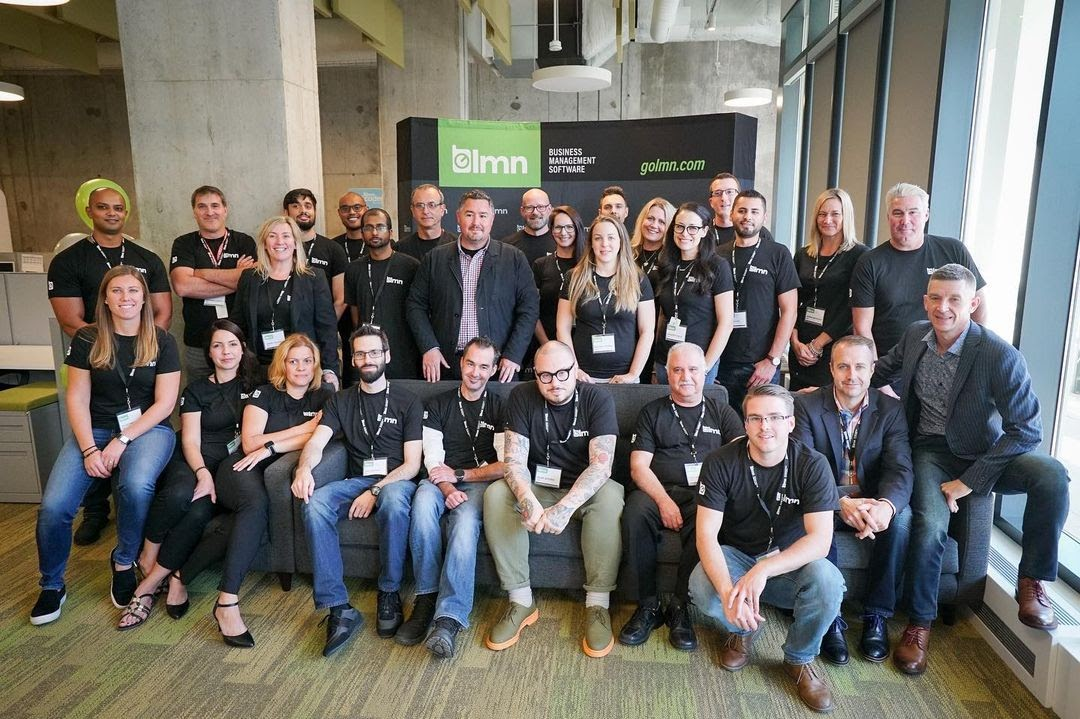 Multi-generational LMN team working together